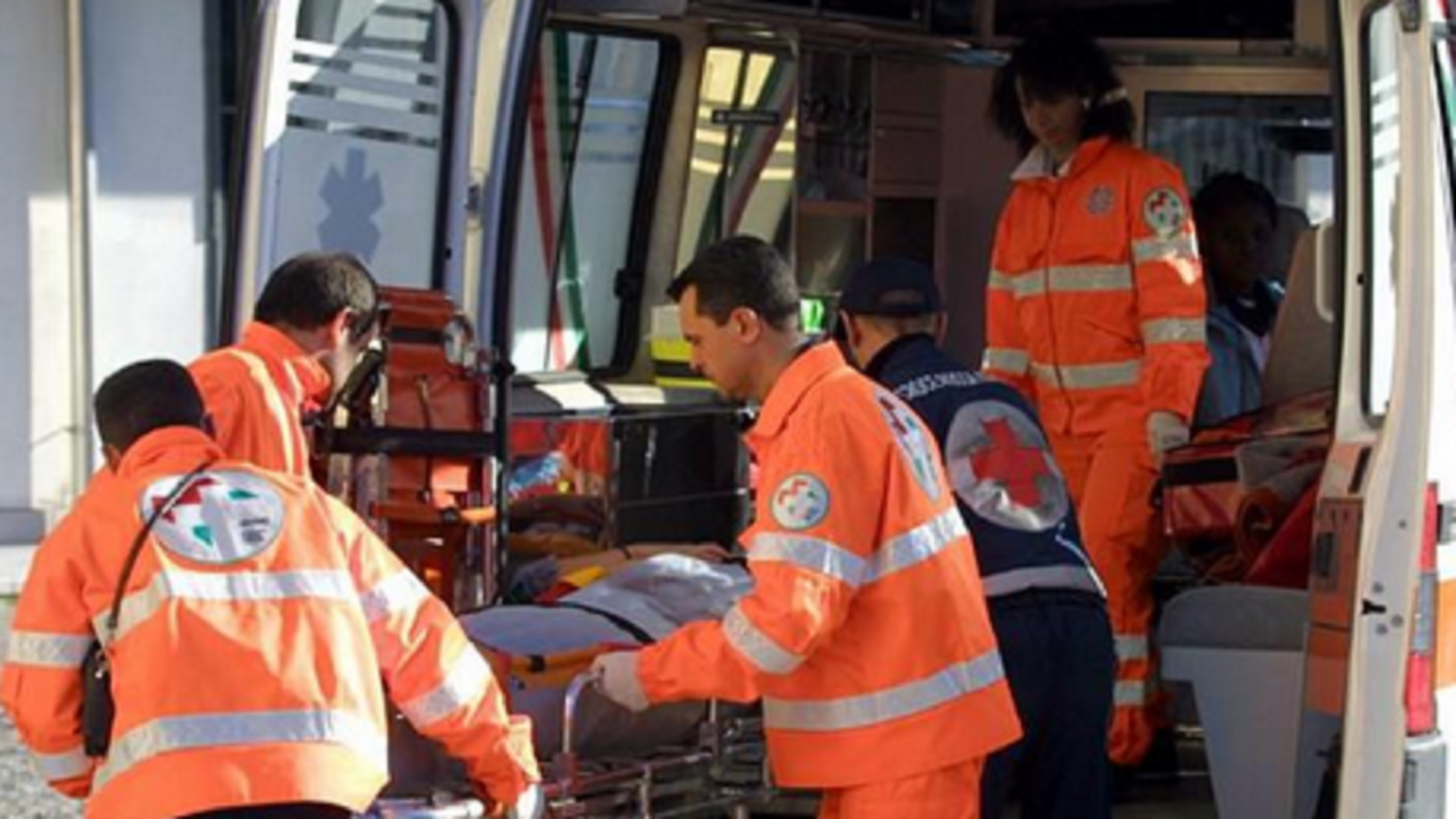 soccorsi ambulanza
