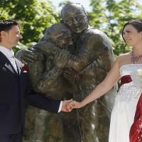 statua dell'amore kiev