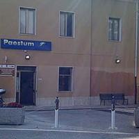 stazione di paestum