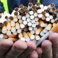 tabacco contrabbando sigarette