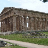 Foto Tempio di Nettuno Paestum