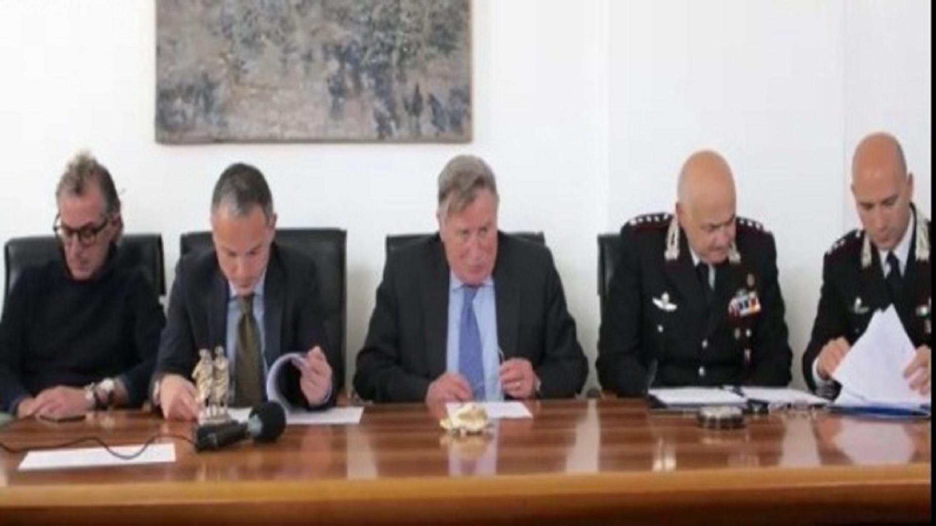Maxi operazione antidroga a Salerno, dispiegati oltre 200 carabinieri: 29 arresti