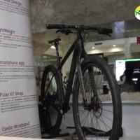 bici elettrica controllata da app