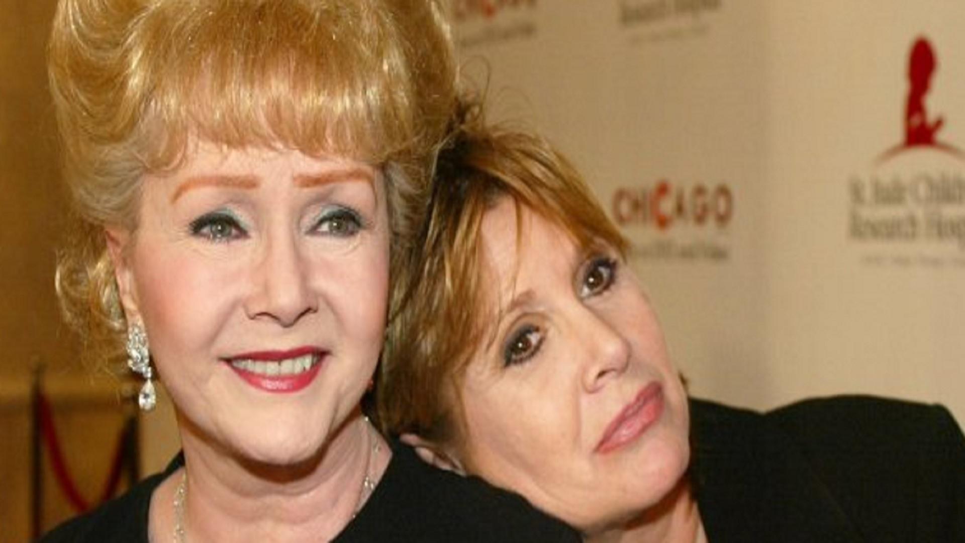 È morta Debbie Reynolds, la madre di Carrie Fisher