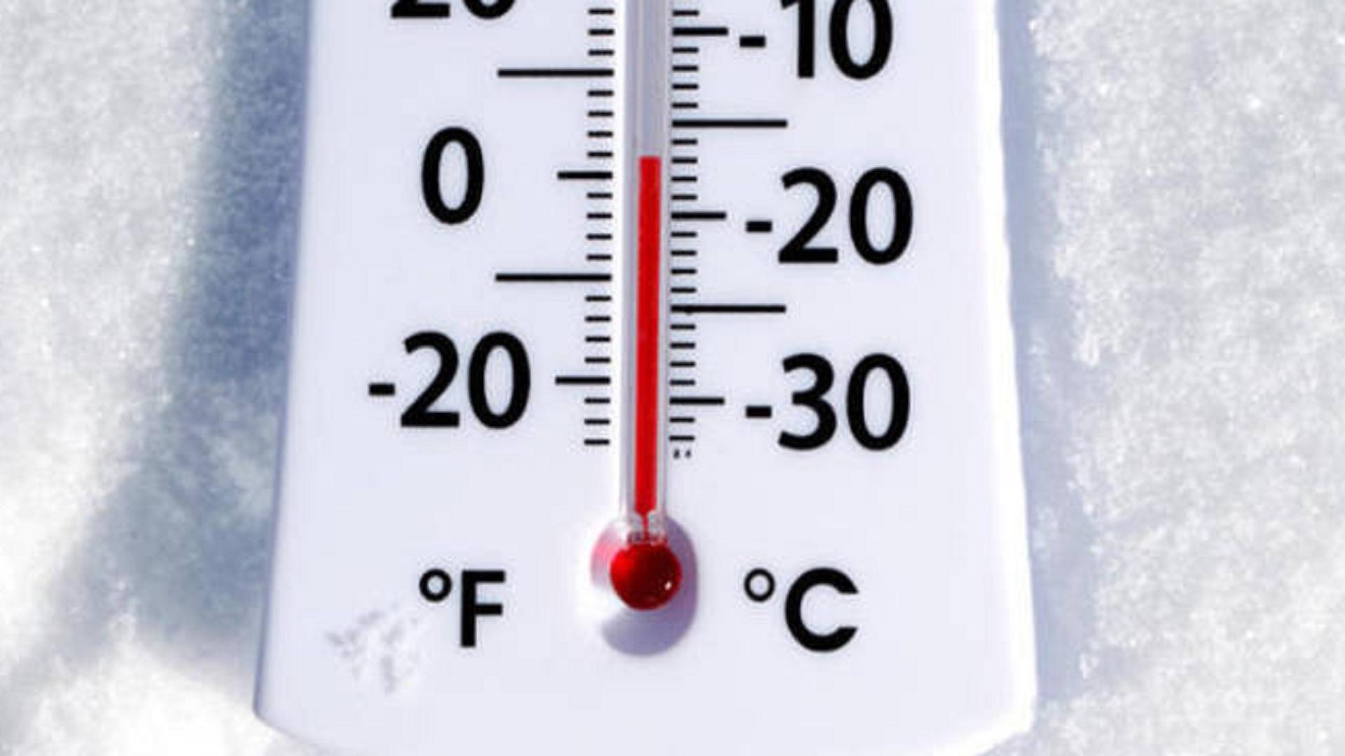 Meteo: calo delle temperature nei prossimi giorni