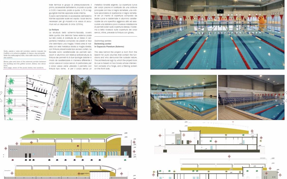 Capaccio piscina poseidone elogiata da esperti rivista for 3 t piscina