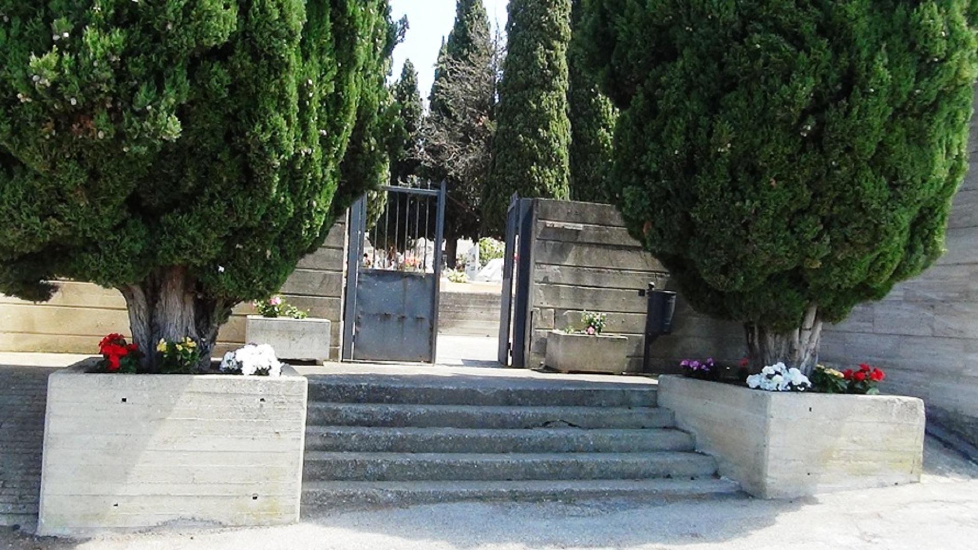 cimitero Albanella