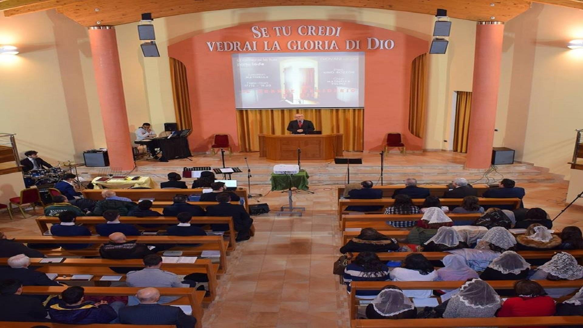 chiesa matinella