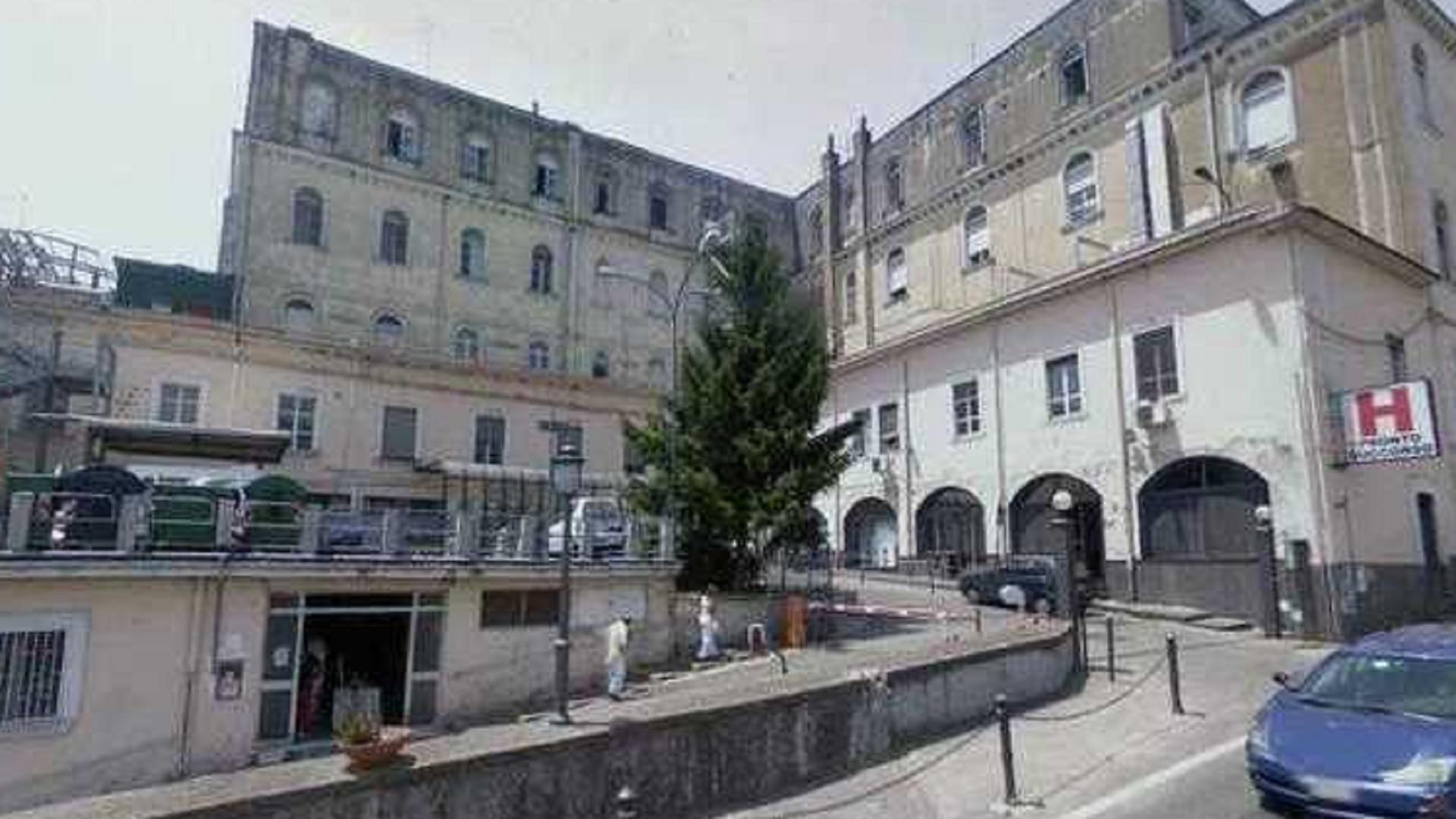 ospedale cava de tirreni