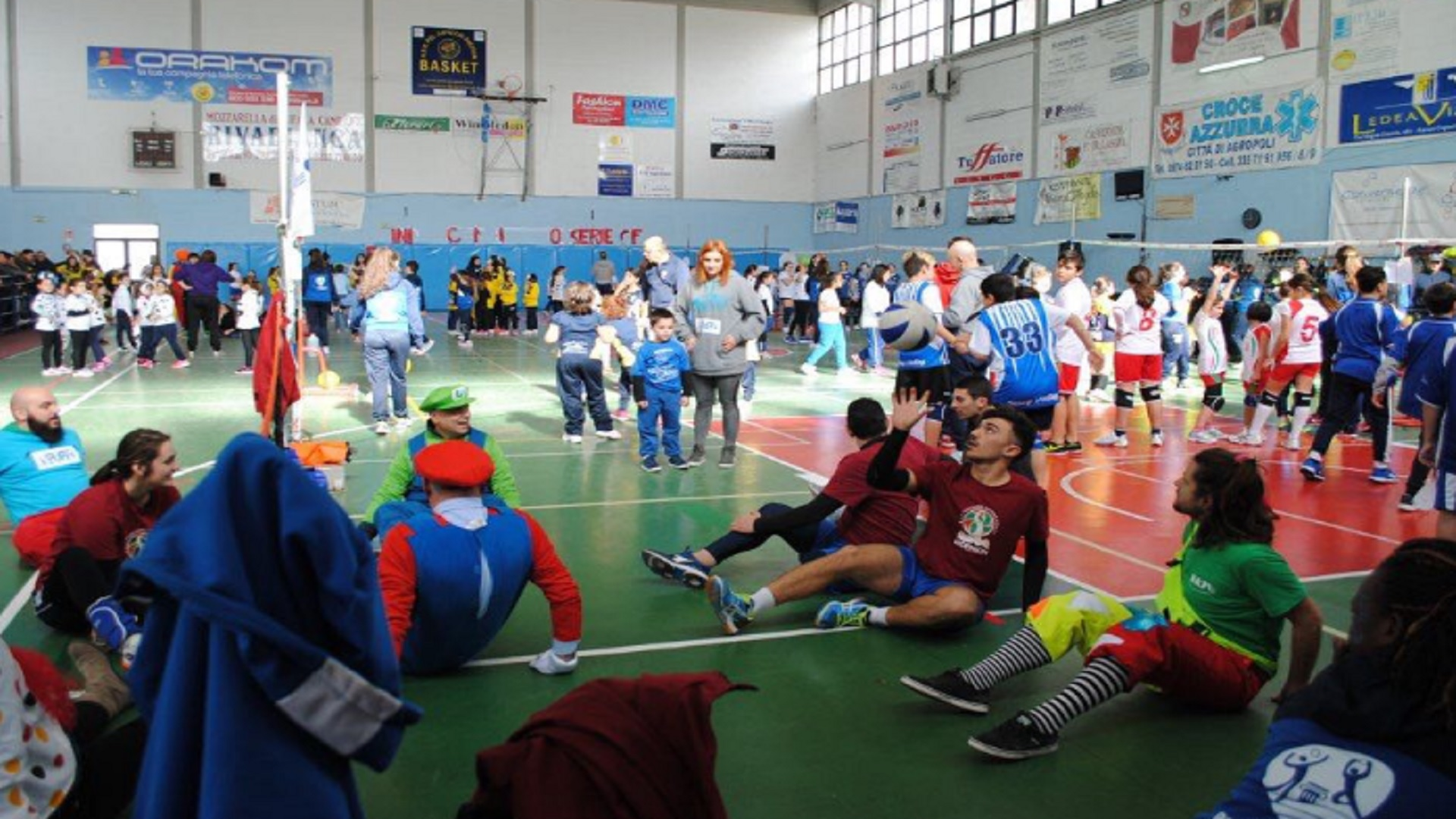 festa volley