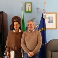 incontro sindaco e greca