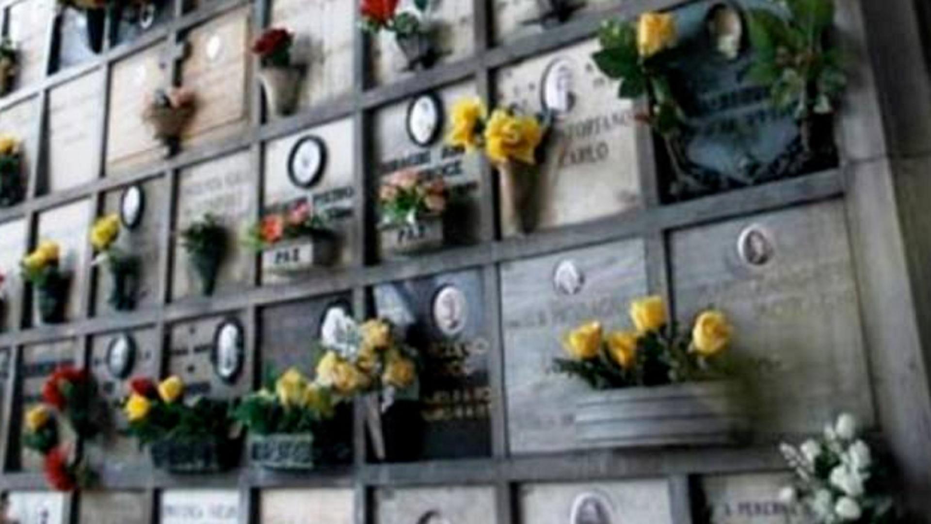 ossari cimitero