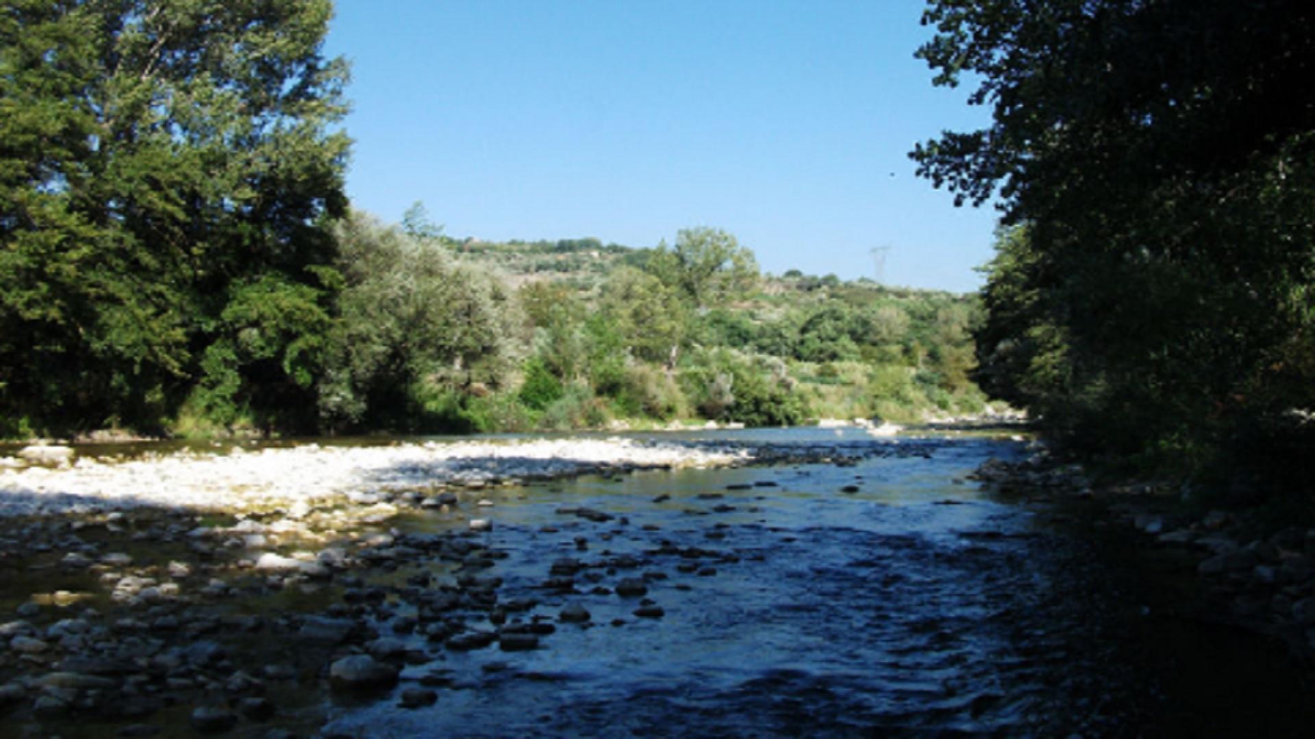 fiume calore