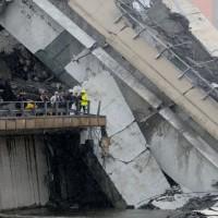 crolla ponte