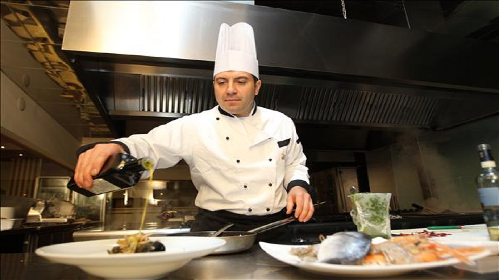 cuoco pesce