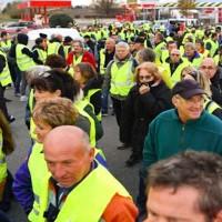 francia manifestanti