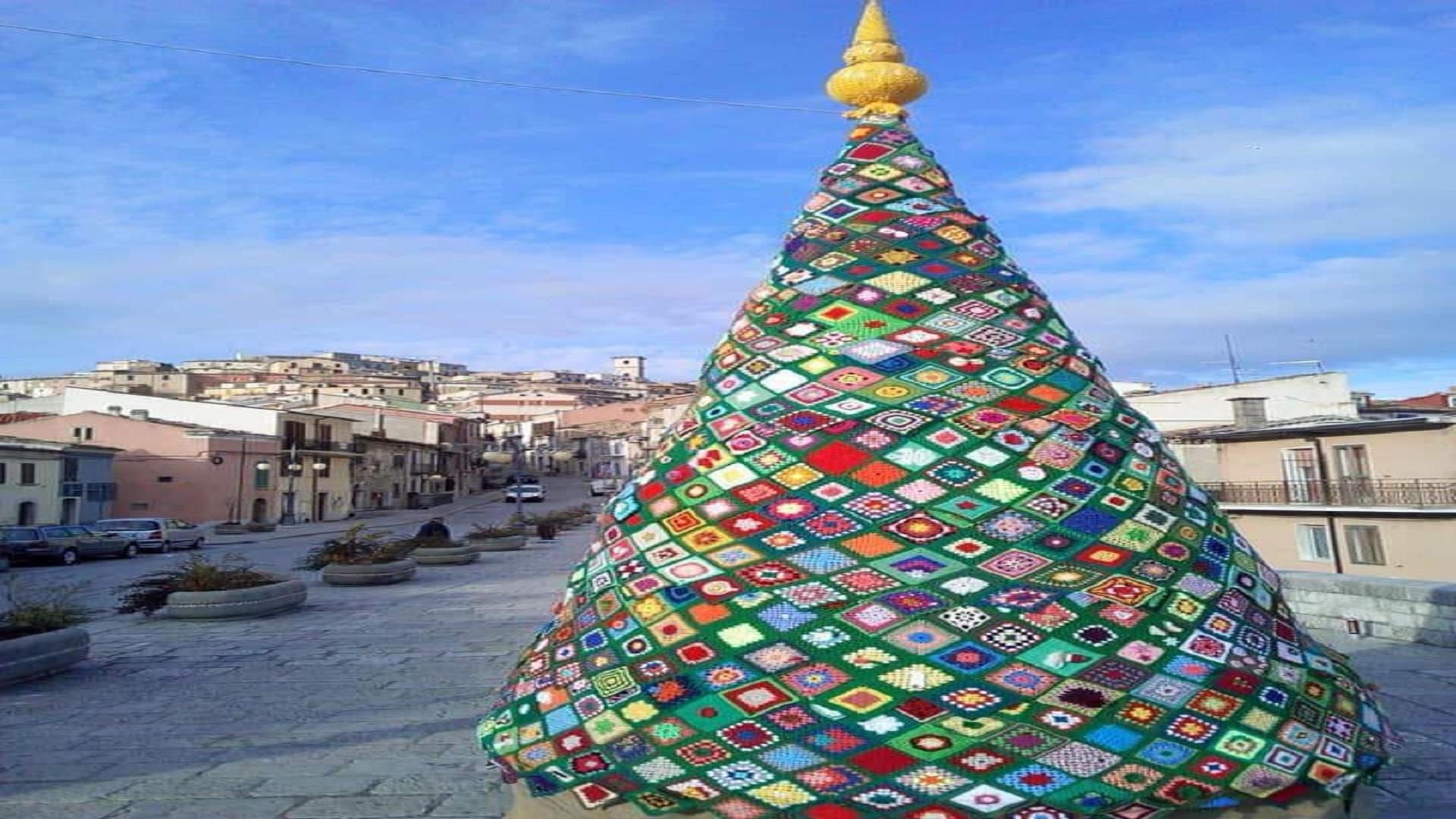 In Molise Albero Di Natale Alluncinetto
