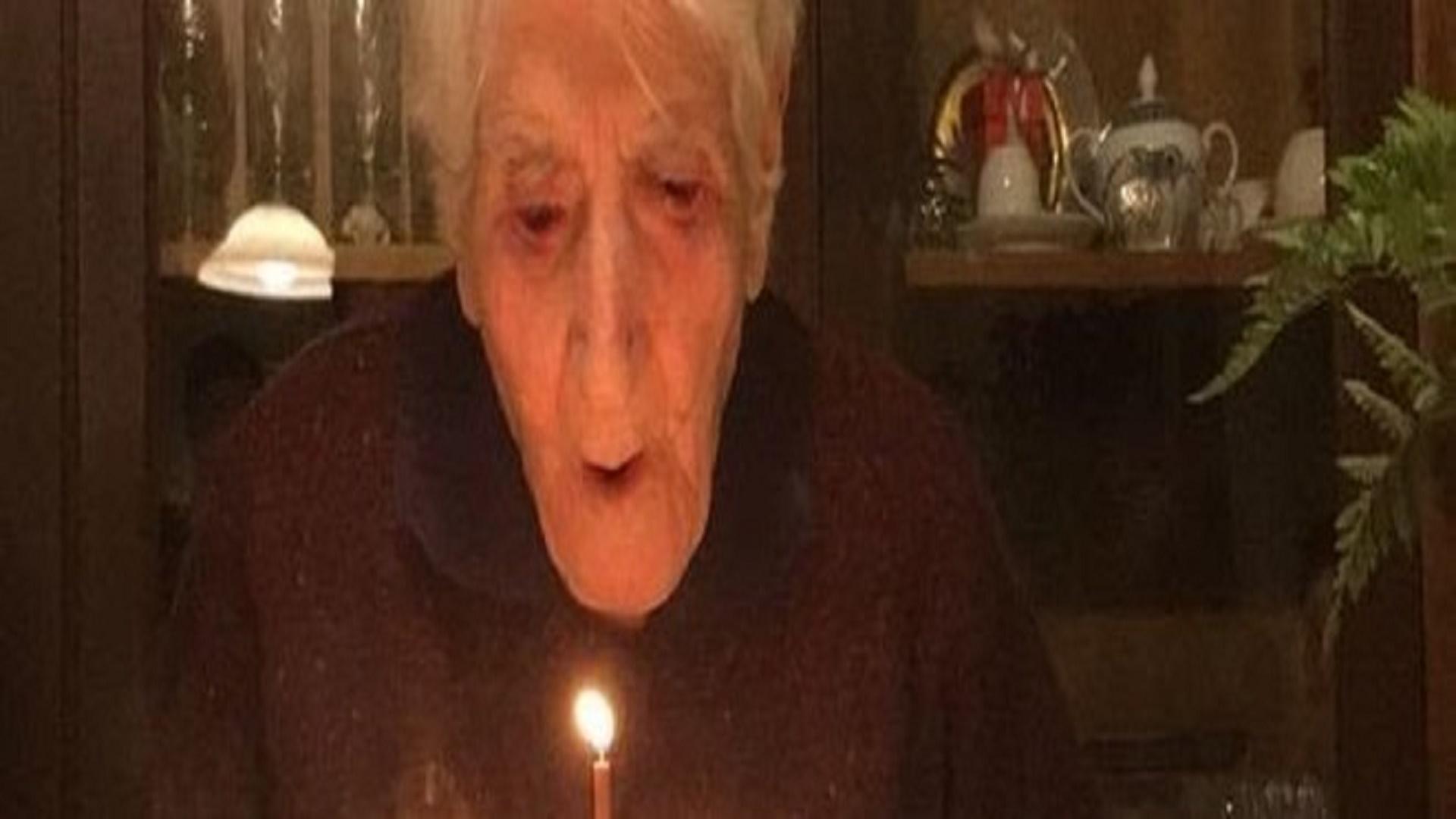 108 anni nnona rosa