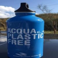borraccia plastic free
