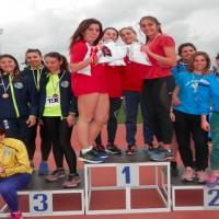 atletica agropoli femminile