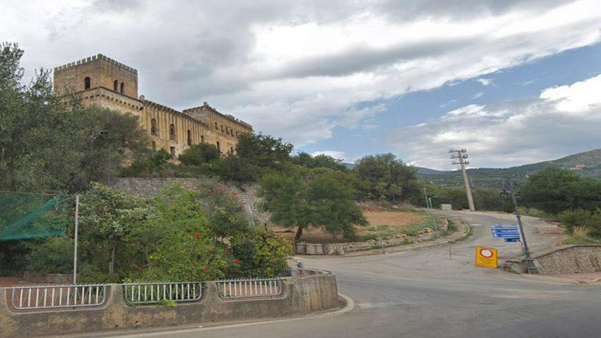 castello camerota