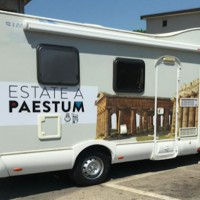tour paestum on the road