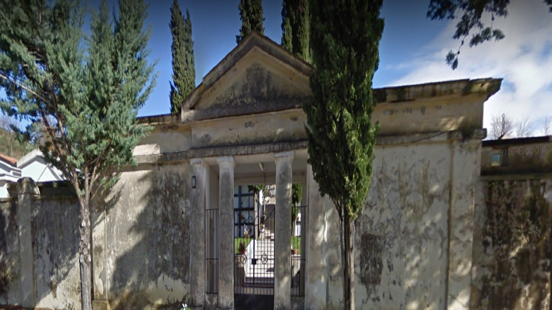 cimitero roscigno