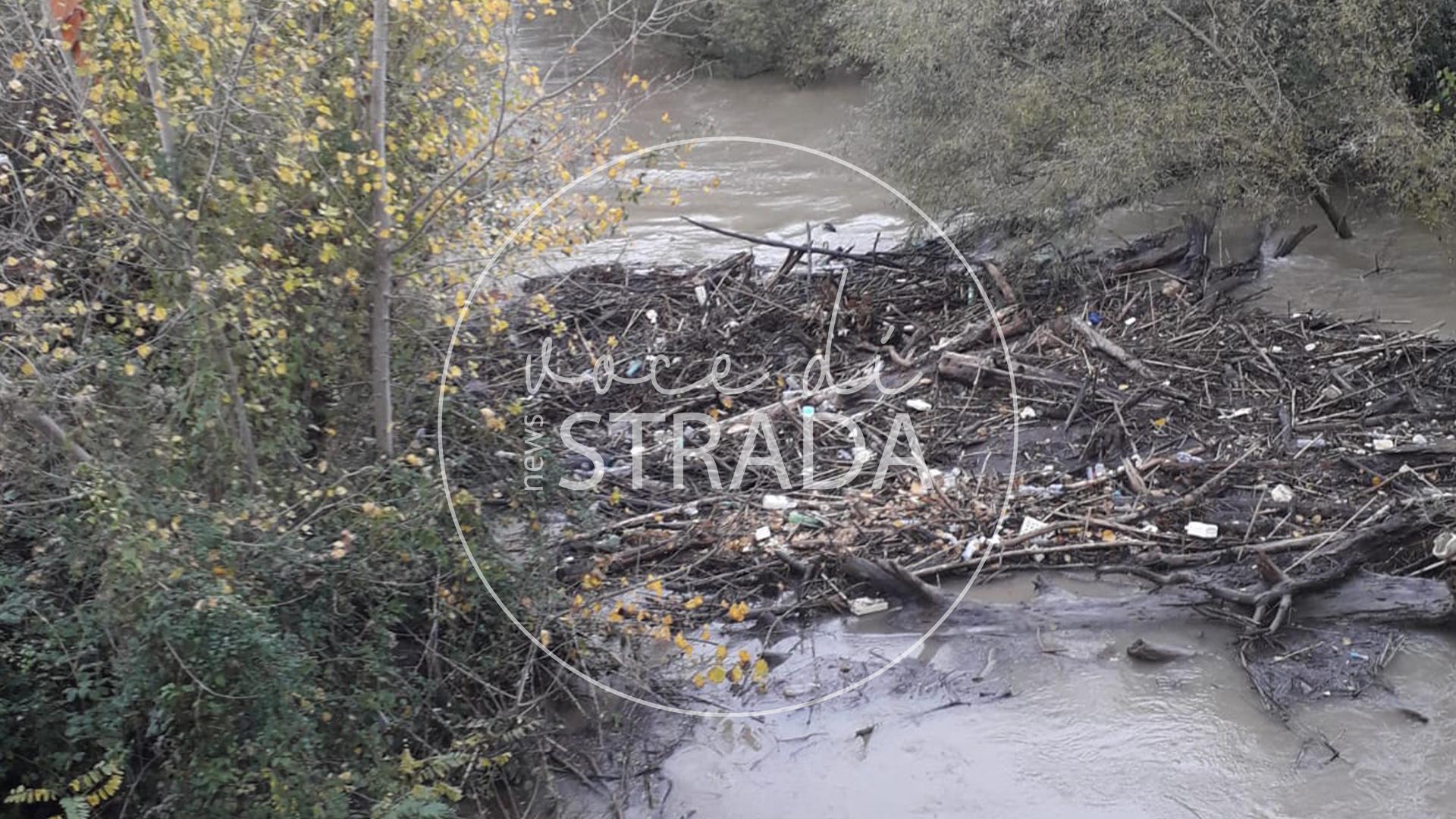 ostruzione fiume calore 2