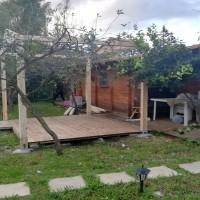 sequestro casa in legno seliano