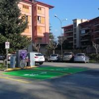 stazione ricarica elettrica veicoli (2)