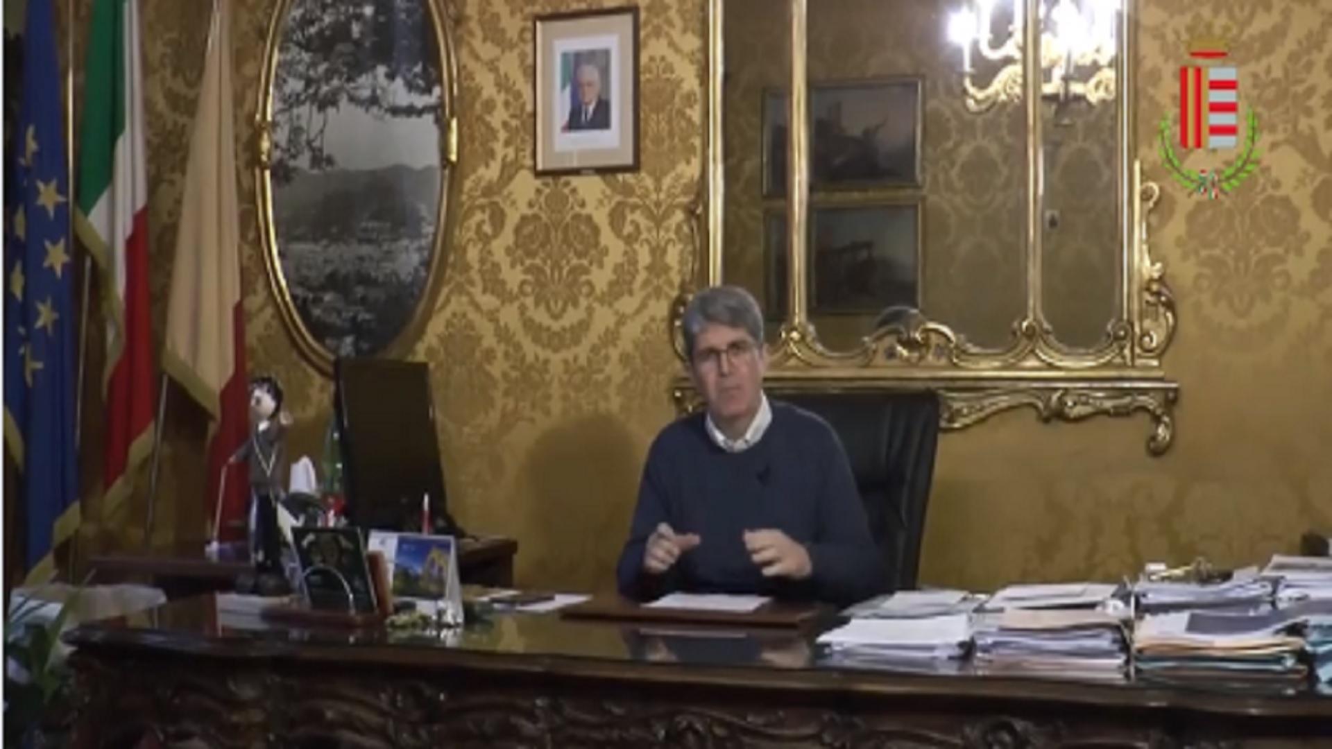 sindaco vincenzo servalli cava