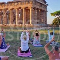 yoga nei templi