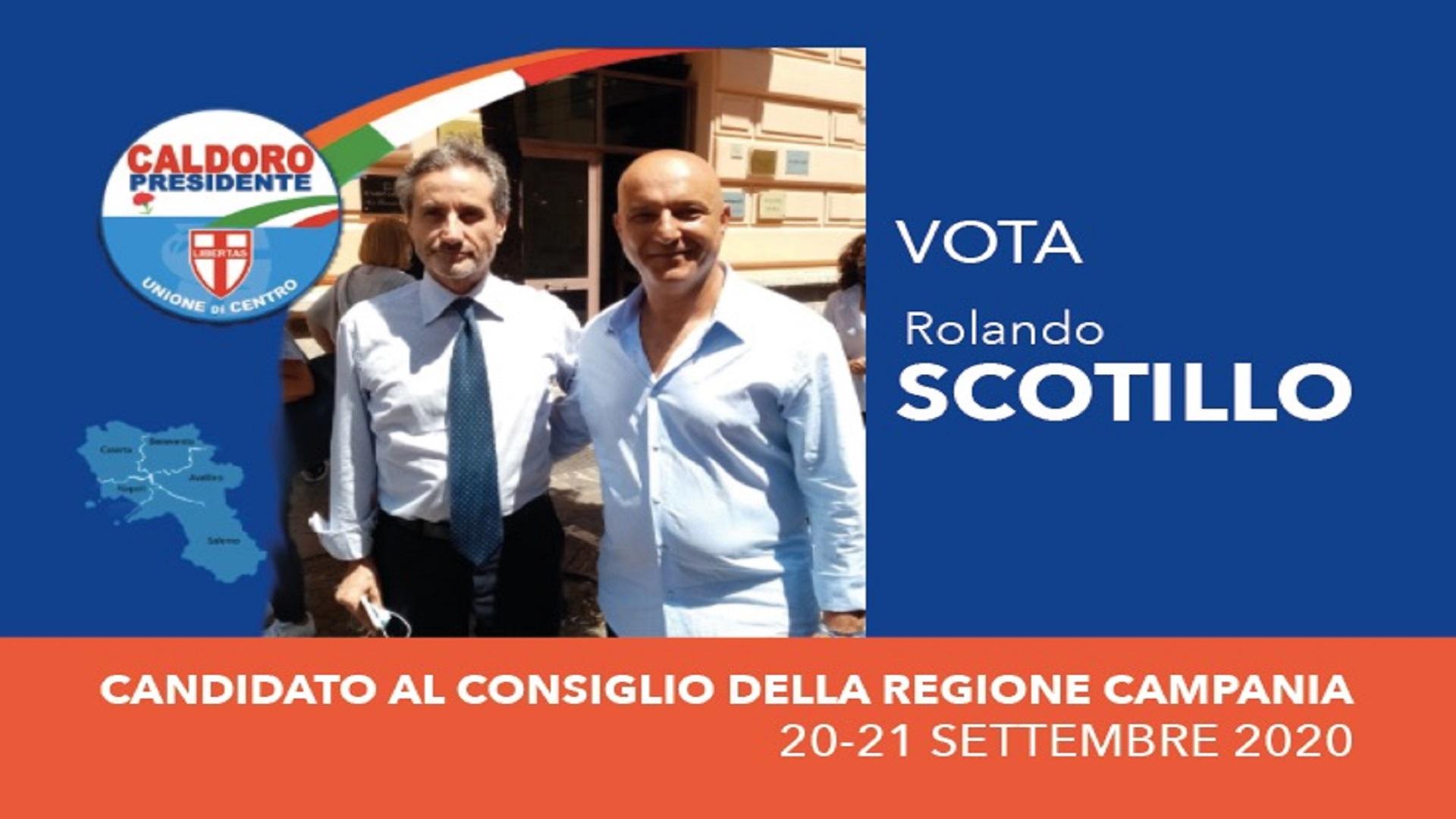 ROLANDO SCOTILLO COPERTINA