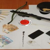 sequestro carabinieri serre