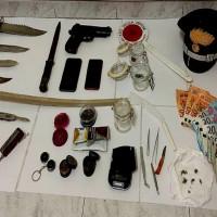 serre, sequestro carabinieri