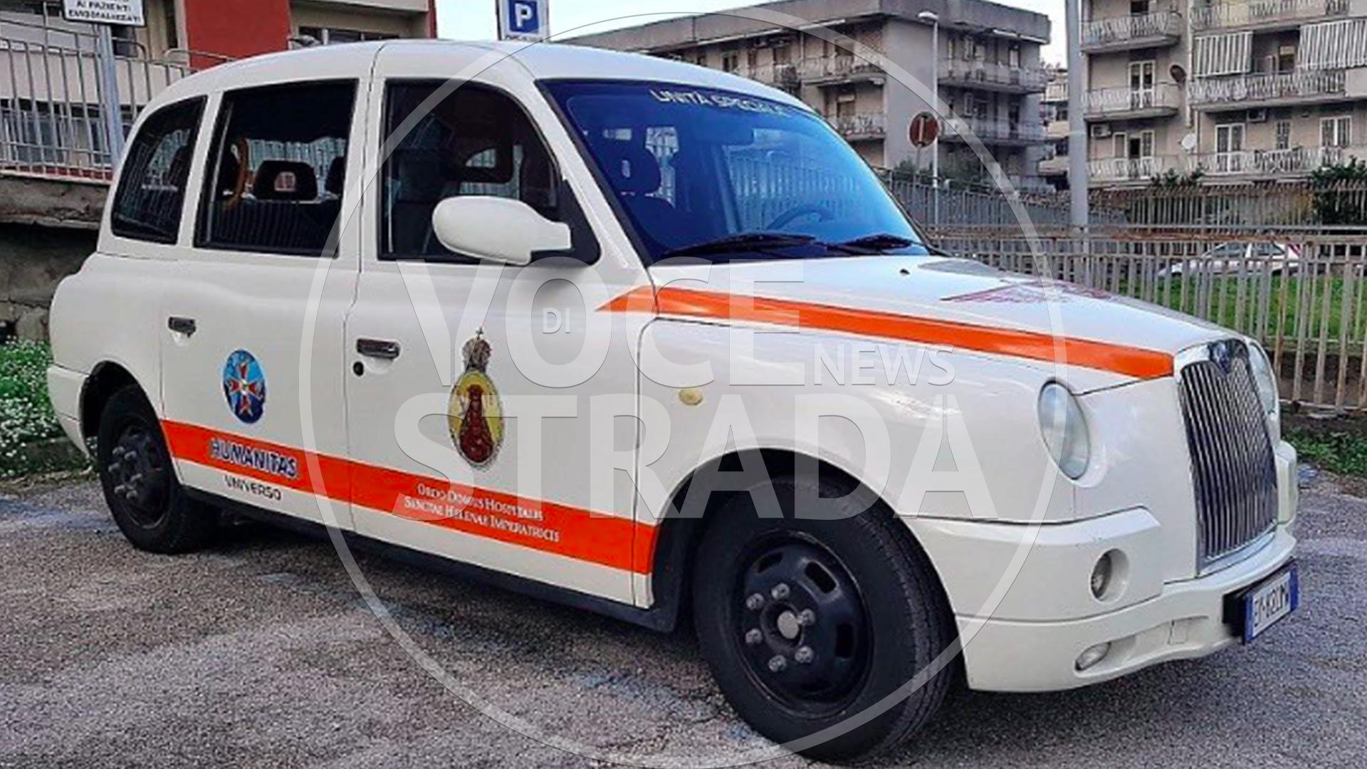 servizio taxi humanitas