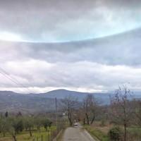 strada montagna felitto
