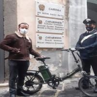 bicicletta rubata salerno
