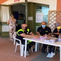 operatori turistici vaccini camerota